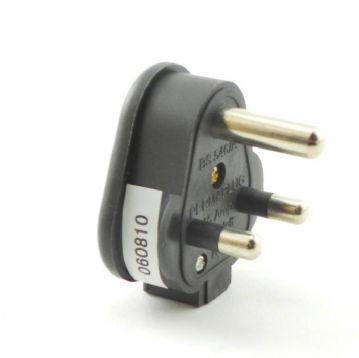 PERMAPLUG 15a plug with shrouded pins